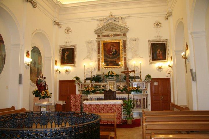 La cappella del pozzo
