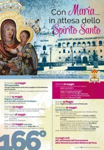 20 maggio 2018. 166° anniversario dell'Incoronazione della Venerata Icona della Madonna del Pozzo
