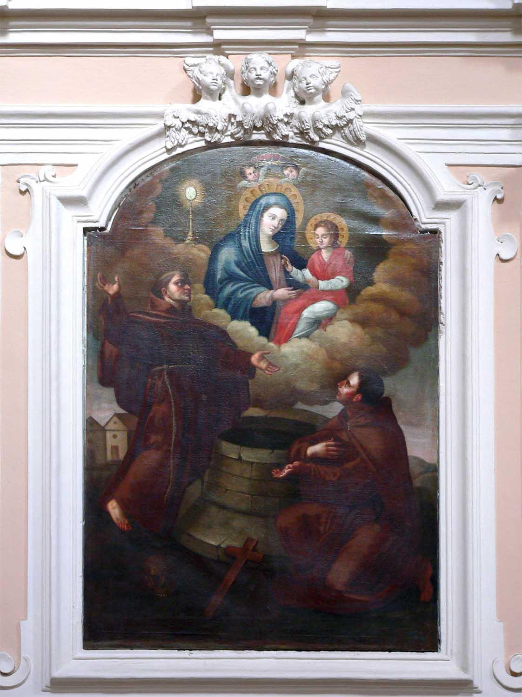 Di Pinto Bisceglie Materiale Edile the cult of the madonna del pozzo - madonna del pozzo